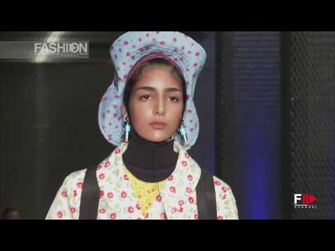 PRADA Men's and Women's Show Spring Summer 2017 Milan by Fashion Channel