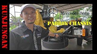 Video Berkunjung Ke Mercedes Benz Wanaherang Pabrik Chassis Bus MP3, 3GP, MP4, WEBM, AVI, FLV Januari 2019