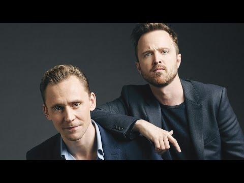 Tom Hiddleston & Aaron Paul - Actors on Actors - Full Conversation