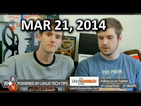 6 0 - WAN Show Document: http://linustechtips.com/main/topic/130232-march-21st-2014-the-wan-show-document/ Squarespace Link: http://squarespace.com/linus - Offer c...
