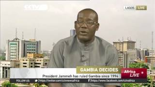 INTERVIEW: Gambia's Adama Barrow wins Gambia presidential polls
