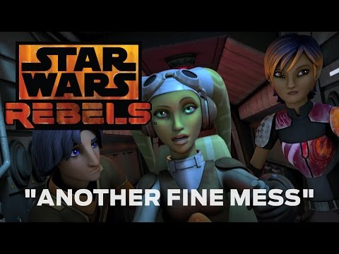 Star Wars Rebels 1.07 (Clip 2)