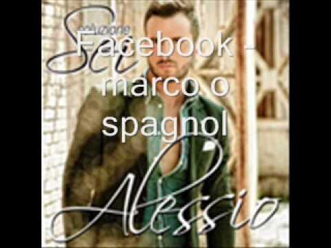 , title : 'Alessio - Dimmelo Pure Tu - Cd - Soluzione Sei + testo - HQ - By Marco o spagnol'