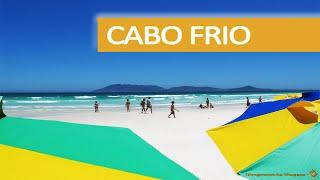 Cabo Frio Programa de Viagem
