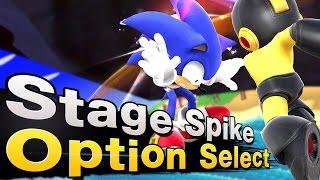 Stage Spike OS (Option Select)