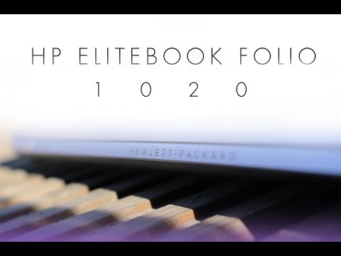 HP EliteBook Folio 1020 G1 Business Ultrabook Review