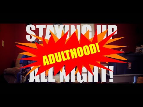 EvlasProductions - Another great part about being an adult: No bed time! Shot on the Canon T3i. Using the NADY SGM-12 Additional Audio by Sounddogs.com.