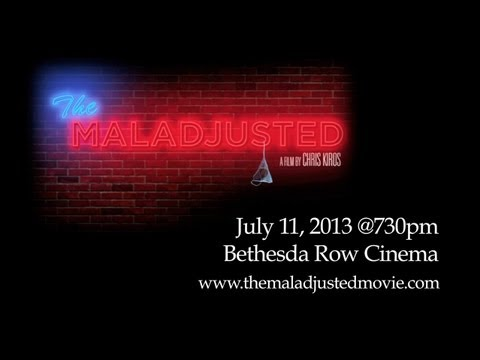 maladjusted - The Maladjusted is an off beat comedy filmed in Alexandria, VA, Kent Island, MD, and Chincoteaue Island. Premieres for cast/crew/family/friends Thurs July 11...