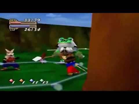 Holy Magic Century Nintendo 64
