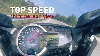6. CBR600rr TOPspeed - Third person view