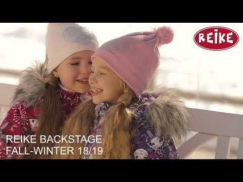 Новая коллекция Reike Осень-Зима 2018-2019 видео