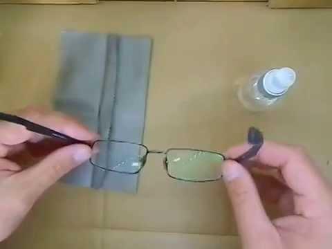 comment nettoyer lunettes 3d