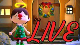 1st December- Animal Crossing New Horizons ~ Sqaishey Stream