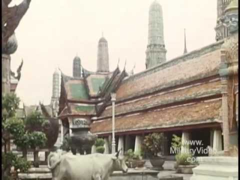 R&R In Bangkok In The 1960s