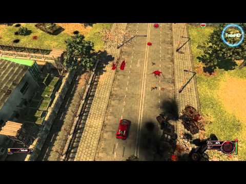 обзор Zombie Driver HD (CD-Key, Steam, Region Free)