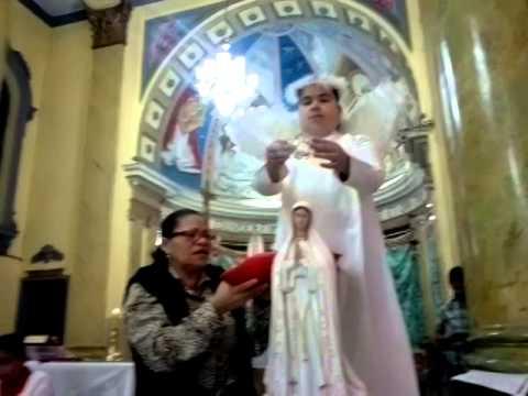 Paróquia Santo Eduardo Bom Retiro - Coroação de Nossa Senhora