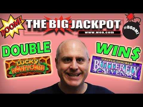 ★ HIGH LIMIT SLOTS ★ Back 2 Back WIN$ with The Big Jackpot