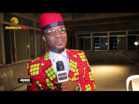 """JAYWON FT MR EAZI IN BEHIND THE SCENES, """"ANOTHER LEVEL"""" (Nigerian Entertainment)"""