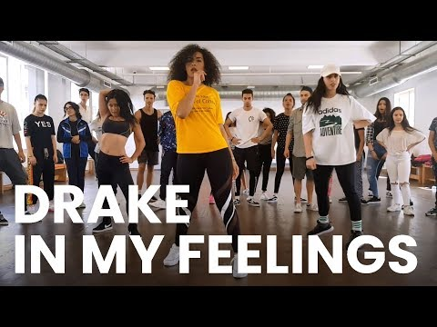 Video Drake - In My Feelings | Dance Choreography download in MP3, 3GP, MP4, WEBM, AVI, FLV January 2017