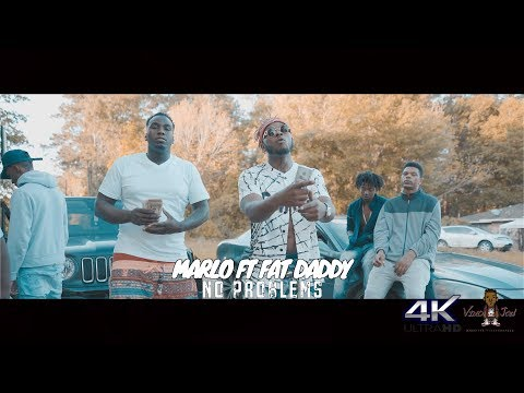 Marlo Lee Ft Fat Daddy | No Problems (Shot In 4k)