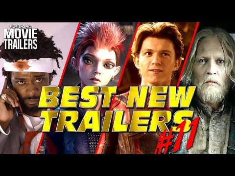 BEST NEW Weekly TRAILER Compilation (2018) - #11