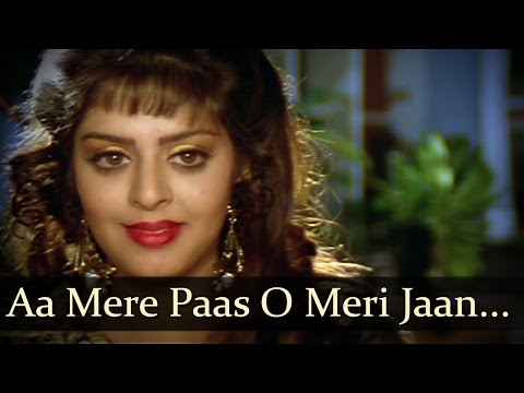 Video Aa Mere Paas O Meri Jaan - Bewafa Se Wafa - Naghma - Vivek Mushran - Hindi Party Songs - Asha Bhosle download in MP3, 3GP, MP4, WEBM, AVI, FLV January 2017