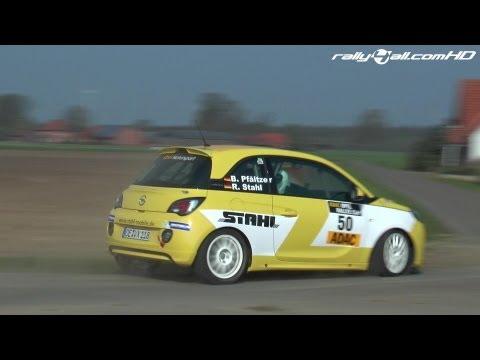 Opel Adam Rallye Cup - Rallye Sulinger Land 2013
