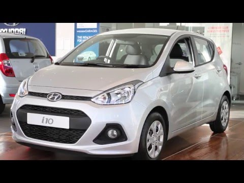 2014 New Generation Hyundai i10 Review | Wessex Garages