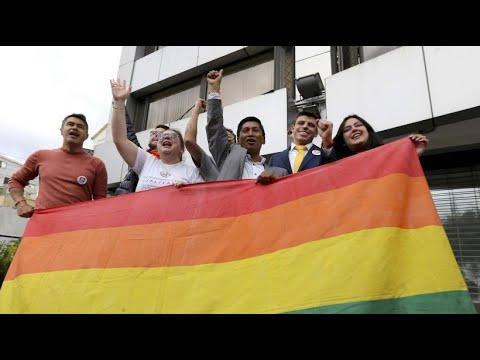 Ecuador: Richter erlauben gleichgeschlechtliche Ehen