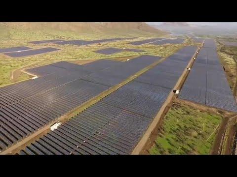 Χιλή: Εγκαίνια για το πρώτο μεγάλο ηλιακό εργοστάσιο