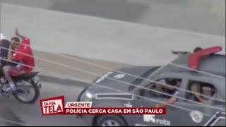 Tá na Tela - Perseguição da Rota ao vivo em São Paulo