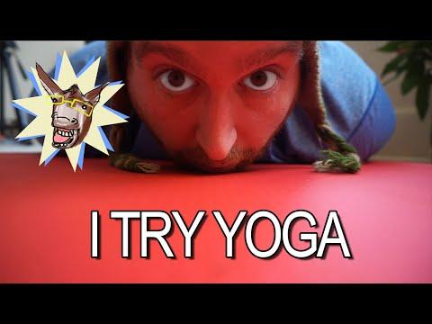 Spoga Yoga Mat Review and Bonus Yoga Poses
