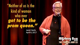Video Playing Rough: Janet W. Hardy @ The Mystery Box Show MP3, 3GP, MP4, WEBM, AVI, FLV Agustus 2019