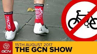It's that time of the week again - the GCN Show is back and we've got a healthy serving of controversy following on from last week...
