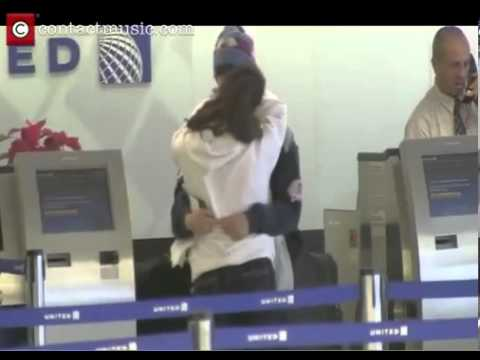!Jariana saying farewell at the Airport!