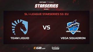 Team Liquid vs Vega Squadron, Game 2, SL i-League StarSeries Season 3, EU