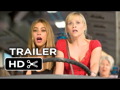Hot Pursuit Official Trailer #1 (2015) – Sofia Vergara, Reese Witherspoon Movie HD