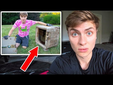 UPDATE: WHATS IN THE SAFE!!