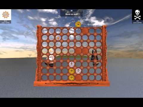 Video of 4 Coins (Connect  4)