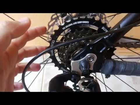 Bike gonew endorphine 6.3, aro 29, 21 marchas