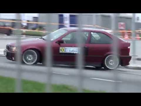 Paweł Biały / Marcin Lech - BMW 318 ti - KJS