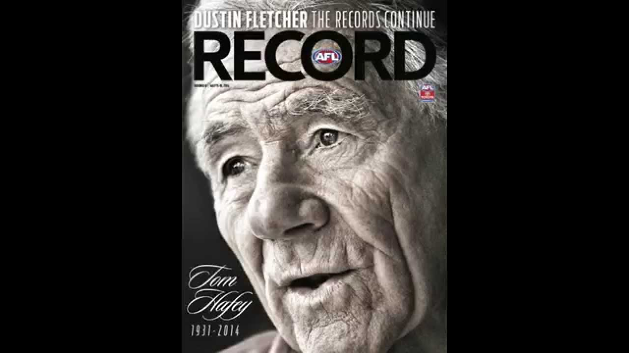 AFL Record – Round 9 Cover