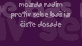 Download Lagu Prezivecu - Ana Bebic ( lyrics, reci pesme ) Mp3
