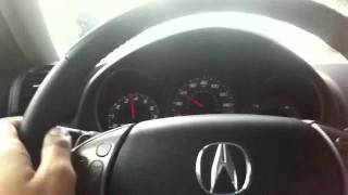 2008 Acura TL Type S Test Drive 0-50