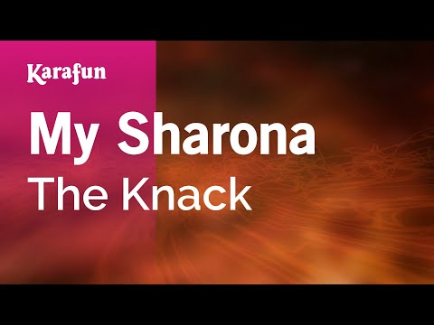 Karaoke My Sharona - The Knack *