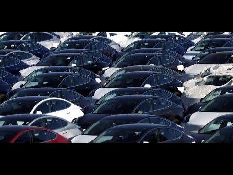TESLA MODEL 3: Tesla erreicht Produktionsziel von  ...