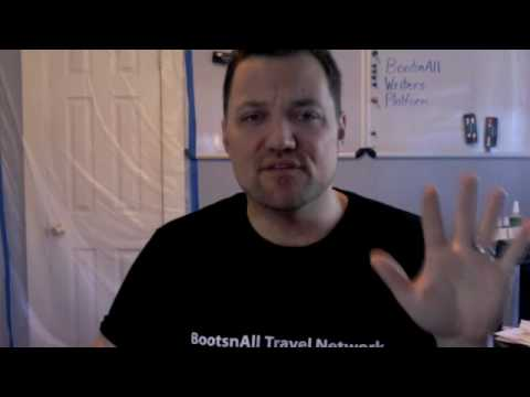 Paid travel writing program from BootsnAll, looking for online travel guide writers