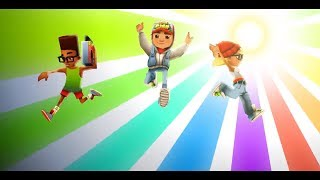 Subway Surfers YouTube video