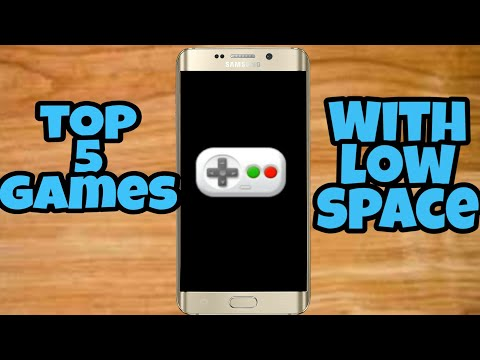Top 4 Games For Android With Low Space.