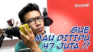 Video Ngerjain Penipu/Tukang Tipu Yang Mau Nipu Gue Sebanyak 47 Juta !! (Prank !) MP3, 3GP, MP4, WEBM, AVI, FLV September 2018